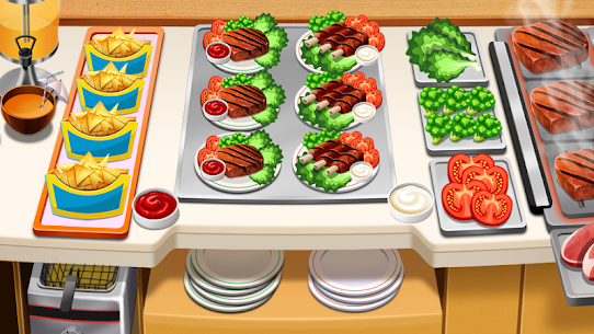 Cooking Games – Food Fever & Restaurant Craze 1