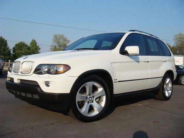 bmw automobiles bmw x5 2005 white. Black Bedroom Furniture Sets. Home Design Ideas