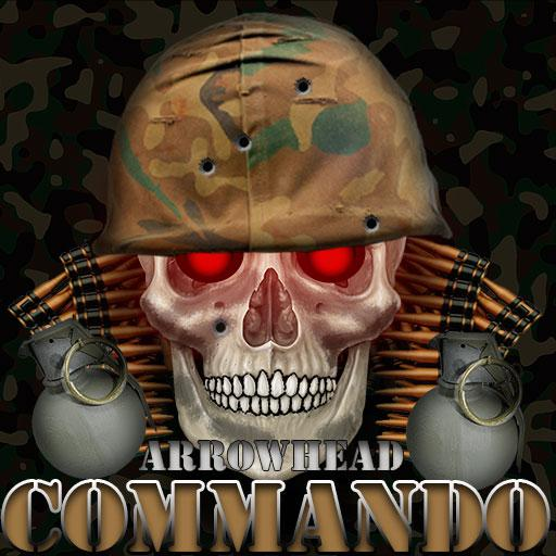 ARROWHEAD COMMANDO - frontline (game)