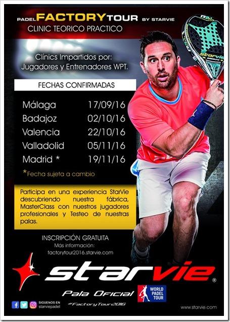 StarVie pone en marcha el Factory Tour 2016 para conocer a fondo la firma.
