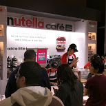 nutella cafe now at Sobeys... oh god in Toronto, Ontario, Canada
