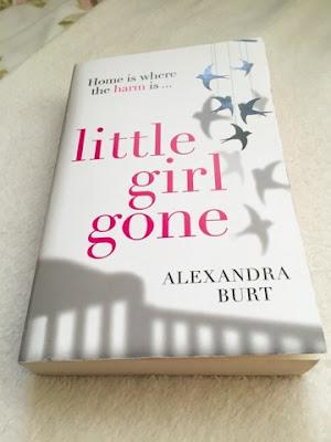 Little girl gone book