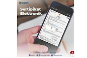 Pemerintah Terbitkan Sertifikat Elektronik, Namun Tak Otomatis Sertifikat Analog Ditarik