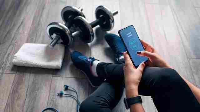 أقوى برنامج اللياقة البدنية