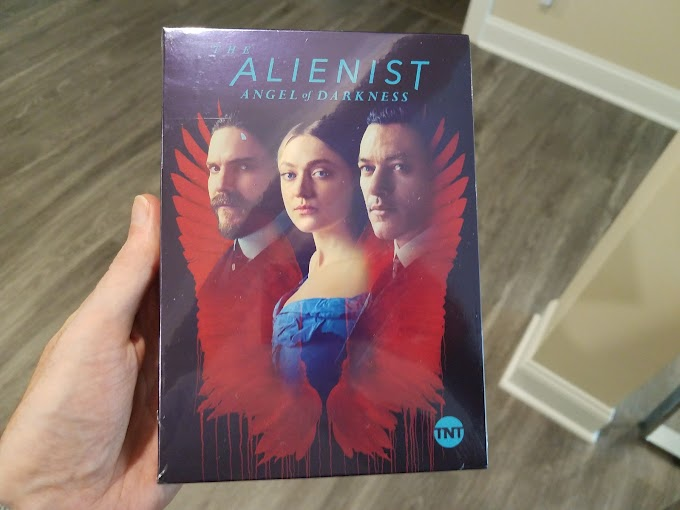 The Alienist: Angel of Darkness Season 2 coming to Blu-ray and DVD on May 18.