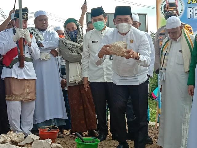 Realisasi Visi Misi, Pembangunan Istana Anak Yatim Dimulai