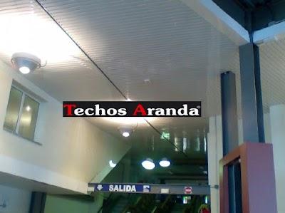 Techos en Berja