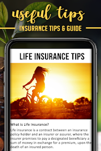 Insurance Tips and Guide App Download For Android 1