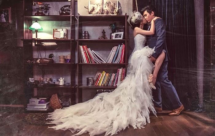 來自新娘Vanessa的新秘推薦文~值得大力推薦的黃金組合:新秘Virna和婚攝葉子