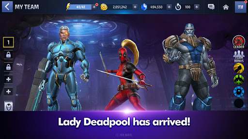 MARVEL Future Fight 5.6.1 screenshots 1