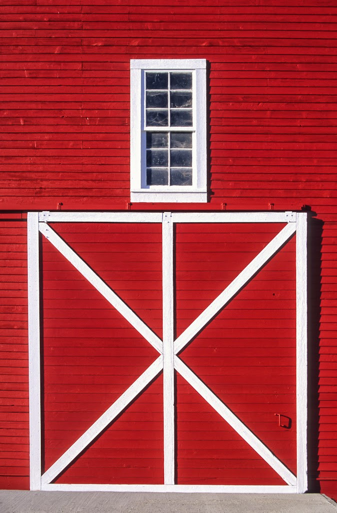 """Barn Door"" by Valerie Henshel - 2nd place A special"