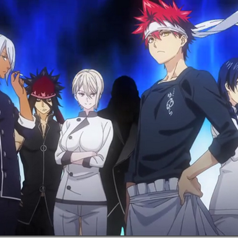 [Review] Shokugeki no Souma: Ni no Sara