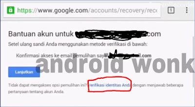 lupa pola kunci layar android