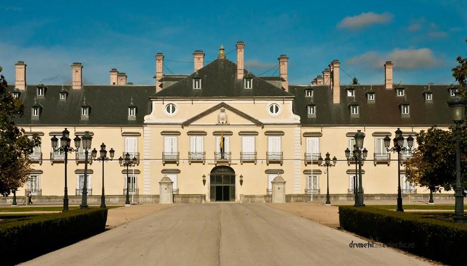 El Pardo Madrid Espana Spain Spania palacio palat real Carlos III Franco