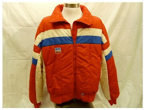 Photo: In the spirit of the upcoming Olympic Games, win this limited-edition Levi's® designed Olympics gear from the 1984 games.  Make your bid > http://www.ebay.com/itm/Levis-1984-Olympics-Cotton-Jacket-Mens-Size-XXL-/120921208028?pt=US_Olympics_Fan_Shop&hash=item1c277734dc#ht_500wt_1413