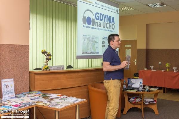 Gdynia - nagraliśmy z Urzędem Miasta audioprzewodnik po śródmieściu