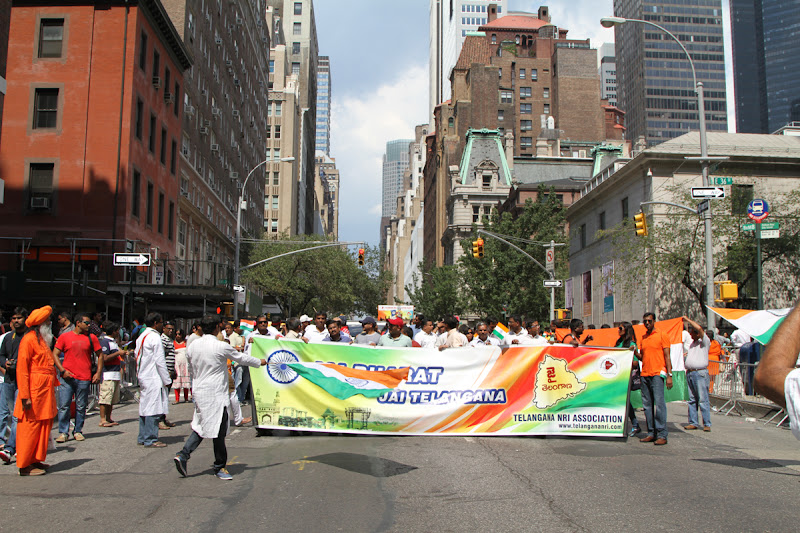 Telangana State Float at India Day Parade NY 2015 - IMG_7130.jpg