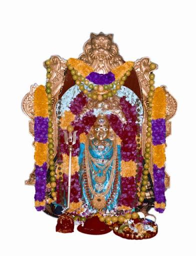 Goddess Ammavaru Image