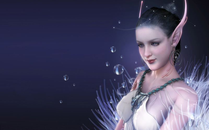 Sexy Magician Baby, Elven Girls 2