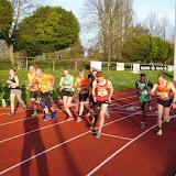 Kreismeisterschaften 5000 Meter 18.4.2018