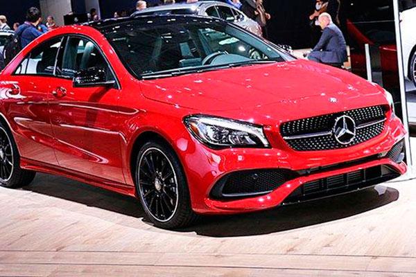 Chegou o novo Mercedes-Benz CLA