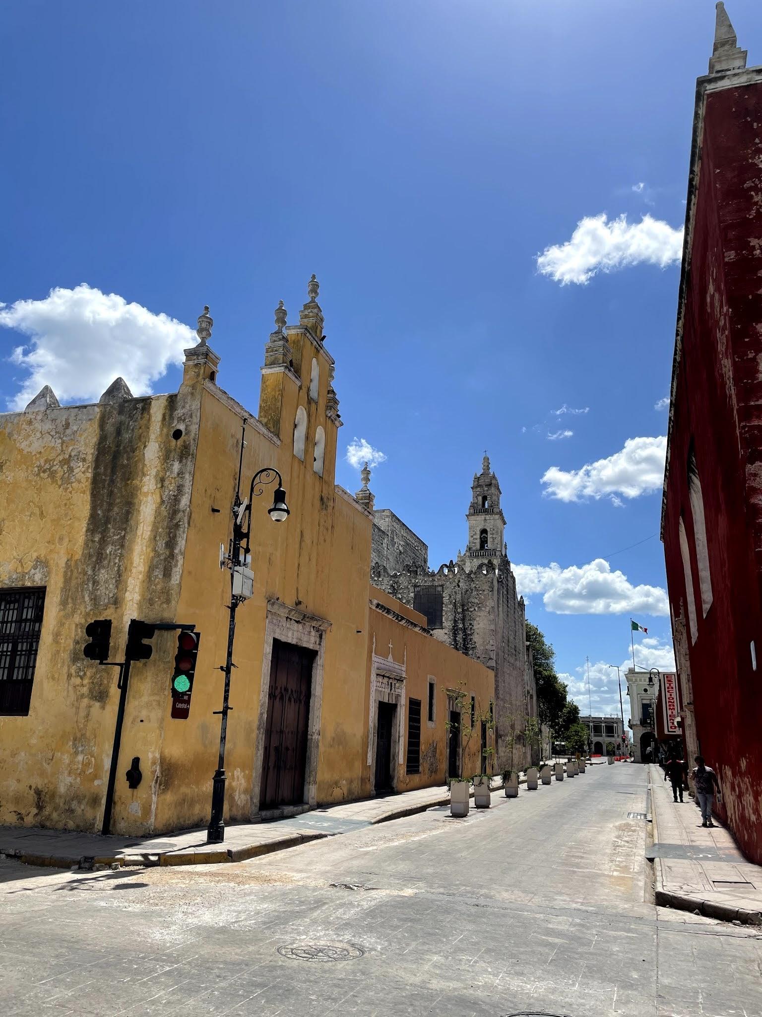 Merida Ville Mexique