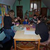27.11.2010 Andrzejki z dziećmi z Domu Dziecka