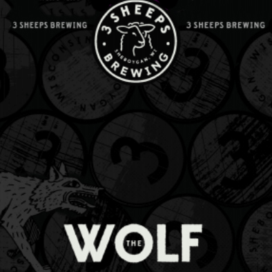 Logo of 3 Sheeps The Wolf
