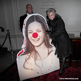 WWW.ENTSIMAGES.COM -  Angela Rippon   at Red Nose Day One Night Changes Everything Event at Royal Opera House Covent Garden London February 28th 2013                                                         Photo Mobis Photos/OIC 0203 174 1069
