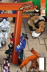 Actualización 12/10/2017: Se agrega el numero 10 de SF: Unlimited por Darkvid y Rockfull.