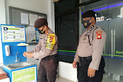 Kasat Sabhara Polres Soppeng Pimpin Patroli dan Pemantauan di Obyek Vital