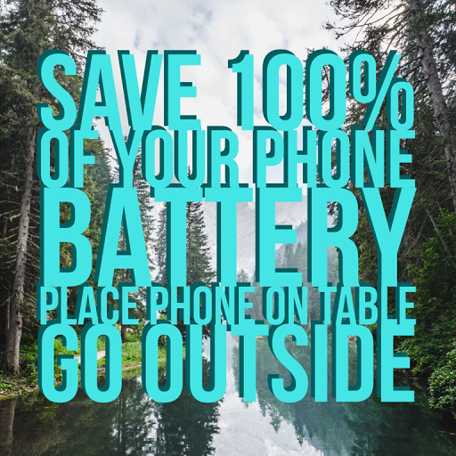 save your iPhone battery