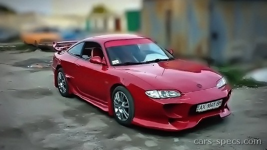 1993 Mazda MX-6 Coupe Specifications, Pictures, Prices