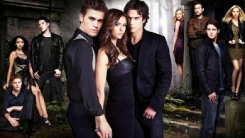 The Vampire Diaries Season Four Episode 17 Because The Night