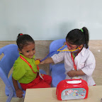 Dramatization of Doctor (Nursery) Witty World
