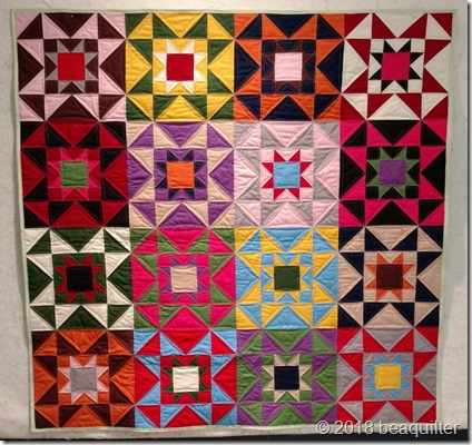 nighttime by the river quilt pattern