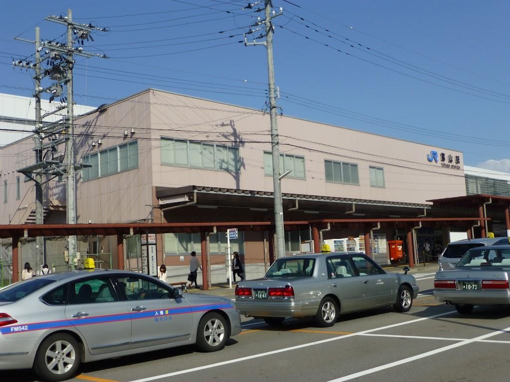 富山駅仮設駅舎