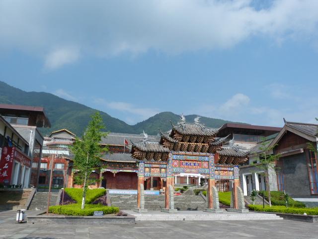Abords du lac QUINGHAI HU