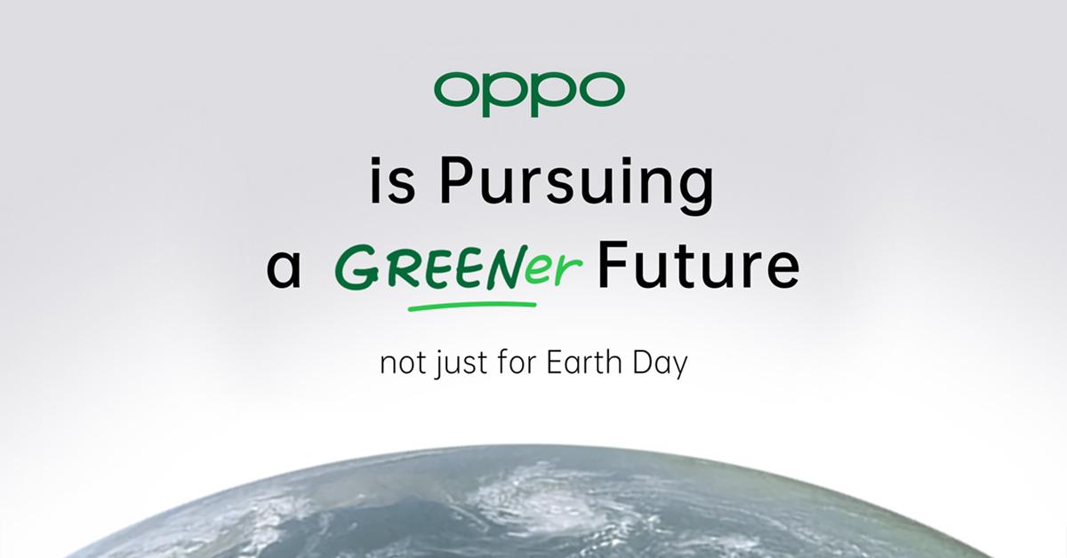 OPPO ร่วมสร้าง ecosystem ที่ยั่งยืน ย้ำการเป็นส่วนหนึ่งในฐานะของพลเมืองโลก