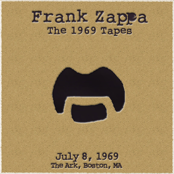 Frank Zappa 1969 07 08 Boston Complete Guitars101