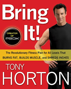 Cover of Tony Horton's Book Bring It