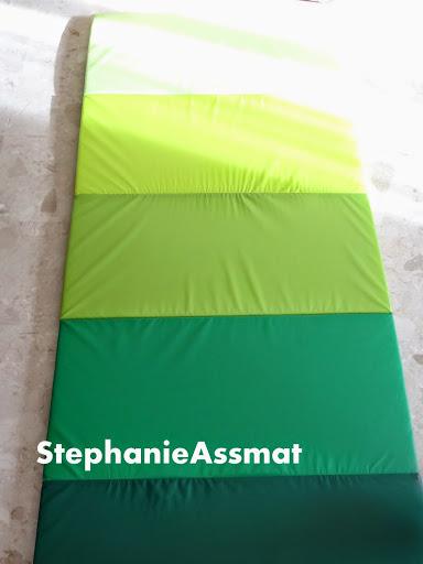 Stephanie Assmat Tapis De Gym