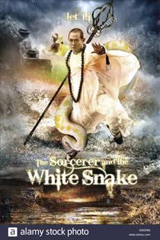 Capa O Feiticeiro e a Serpente Branca Torrent