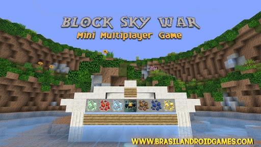 Download Draw Block Sky War : Mini Game v1.2.1 APK Full Grátis - Jogos Android