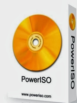 PowerISO 5.8 Multilingual Portable Full Version