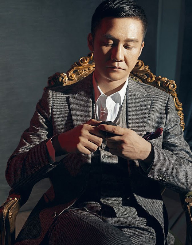 Huang Zhizhong China Actor