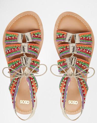 Sandalias de Asos