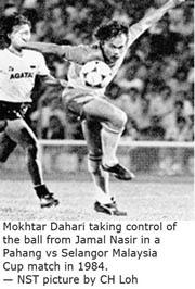 mokhtar dahari skill