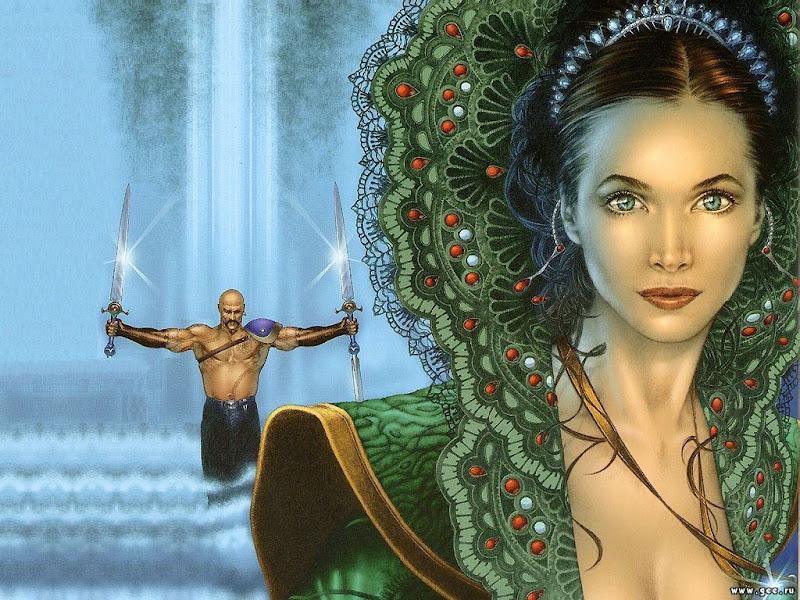 Fine Sprite Of Nature, Fairies 4