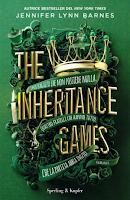 """""""The Inheritance Games"""" di Jennifer Lynn Barnes"""